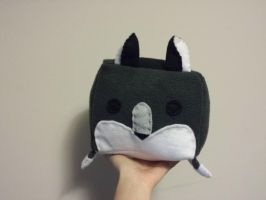 Wolf Plushie by CosmiCosmos