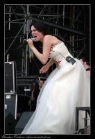 Sharon den Adel by Oxhine