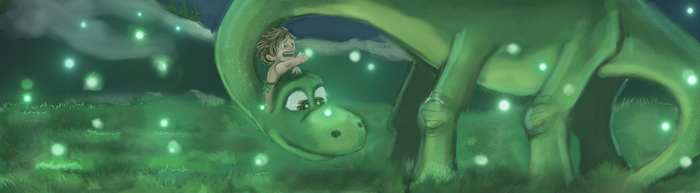 The Good Dinosaur Contest by DarkPrediction20