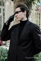 Albert Wesker Cosplay :: Suit up by IKevinXSer