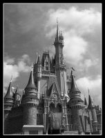 The Disney Castle by JJ-Peace