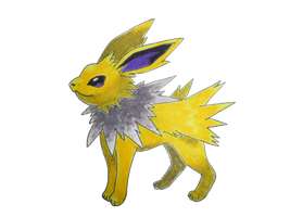Pokemon Jolteon by match16