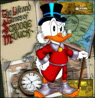 Scrooge McDuck by Orphen5