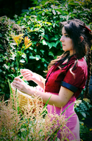 Aerith by Dragunova-Cosplay