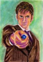 Tenth Doctor by Lemoncholic