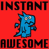 Instant Awesome by gimponwheels