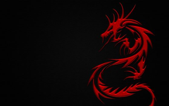 Red Dragon by wraithevolution