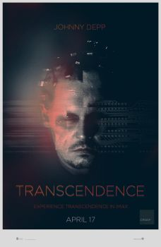 Transcendence fan poster by crqsf