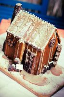Gingerbread House by DarkPati