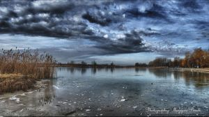 Hungarian landscapes.  HDR-Panorama. by magyarilaszlo