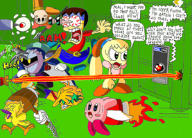 The MAL 6000 Attacks by maniacaldude