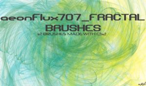 fractal brushes by aeonflux707