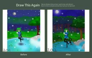 draw this again contest picture by StrawberryCrescent