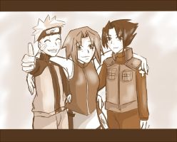 Team 7 is back ! by Yumeih