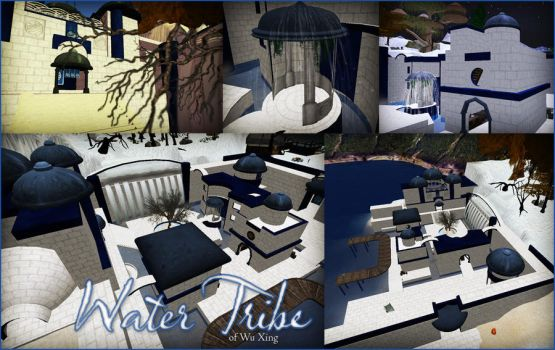 Water Tribe Photos by TheQuietWriter