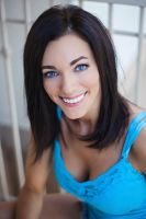 Headshot for Ashley Mary Nunes by JosefinaPhotography