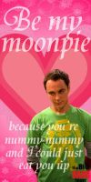 Big Bang Theory Valentine 4 by RWBloodyHell