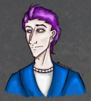 COTT -- Archie headshot by tamerofhorses