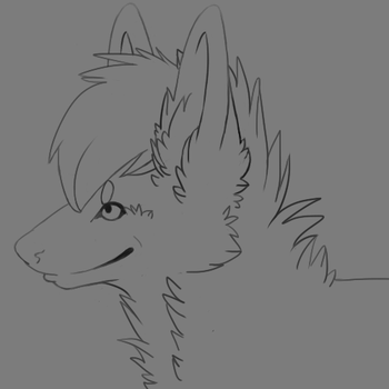 Premade smooth lineart by ForgottenCobweb