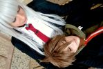 Photoshoots: Dangan Ronpa X by xXSnowFrostXx