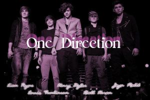 One Direction. by Dark-Flame-Babee