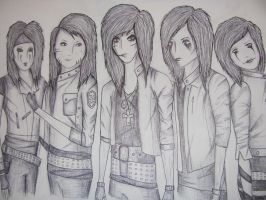 Black Veil Brides 1 by lavagirl703