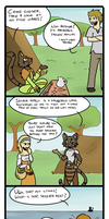 Ja'Khajiit - Pride and Prejudice p.1 by SkadiErendra