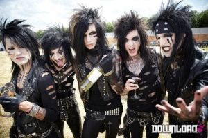 BVB at Download Festival by AndyBsGlove