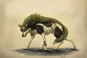 Wolf Link by EndoFire
