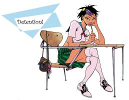 Detention by DerecDonovan