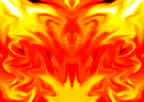 Abstract Art Fire by EsotericDichotomy