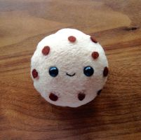 Cookie plushie by xmy-craftsx