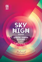 Sky High Flyer by styleWish