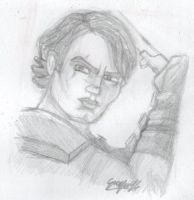 Anakin from The Clone Wars by Gragra96