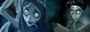 Corpse Bride by pepi180