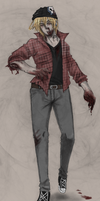 BL-A: I Am The Walking Dead by NightmareInspections
