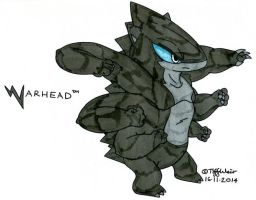 Warhead *Incomplete* by trinityweiss