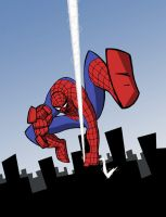 Spiderman by Kid-With-The-Hat