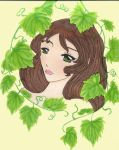 Vines by Madcaffineartist