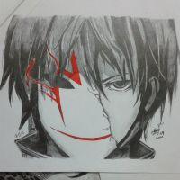 Hei Darker Than Black by zlyng970324