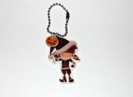 Sora Halloween christmas charm by knil-maloon
