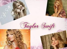 Taylor Swift Background by Angelicsweetheart