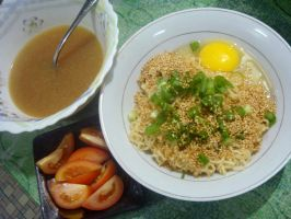 nissin noodles by plainordinary1