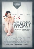 Beauty Paradise - Movie Poster by VectorMediaGR