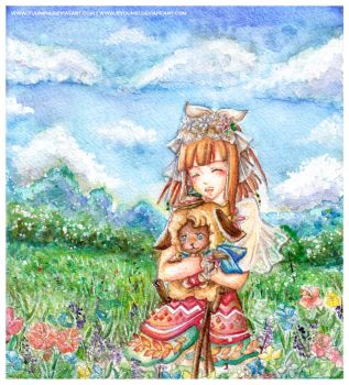 Collab: Rune Factory 3 by Kyoumei