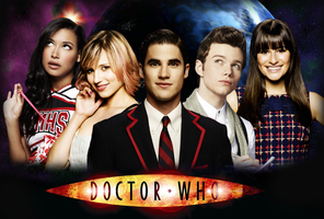 Doctor who, Doctor Blaine. by QuacKee