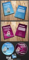 TikeBay cover - CD lable by aliseven
