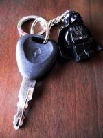 Death Star Key by LuciRamms