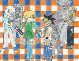 We Luv YGO 4ever-Contest Entry by XxMaskedPuppetxX