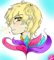 My Beloved Lil' Blondie Prince by Strike2000